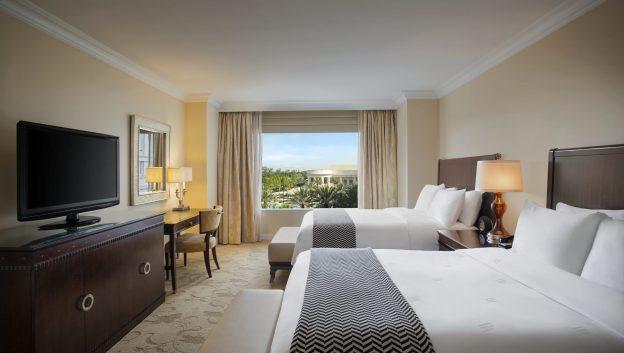 Chairman's Suite Double Queen Bed Room
