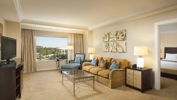 Chairman's Suite living room