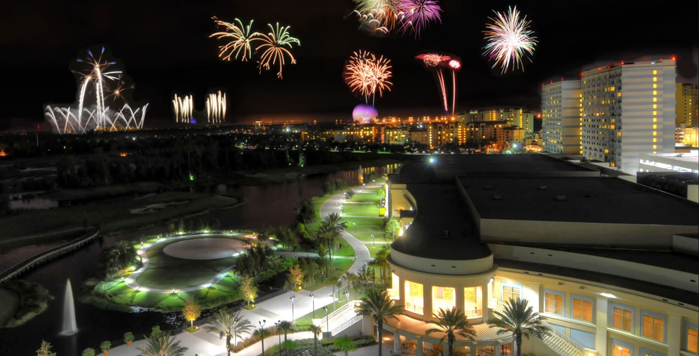 extraordinary moments lifetime memories fireworks over bonnet creek near walt disney world