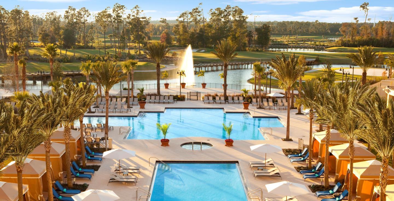 Waldorf Astoria Orlando Luxury Hotel Near Walt Disney