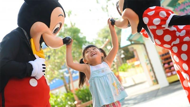 Disney kid