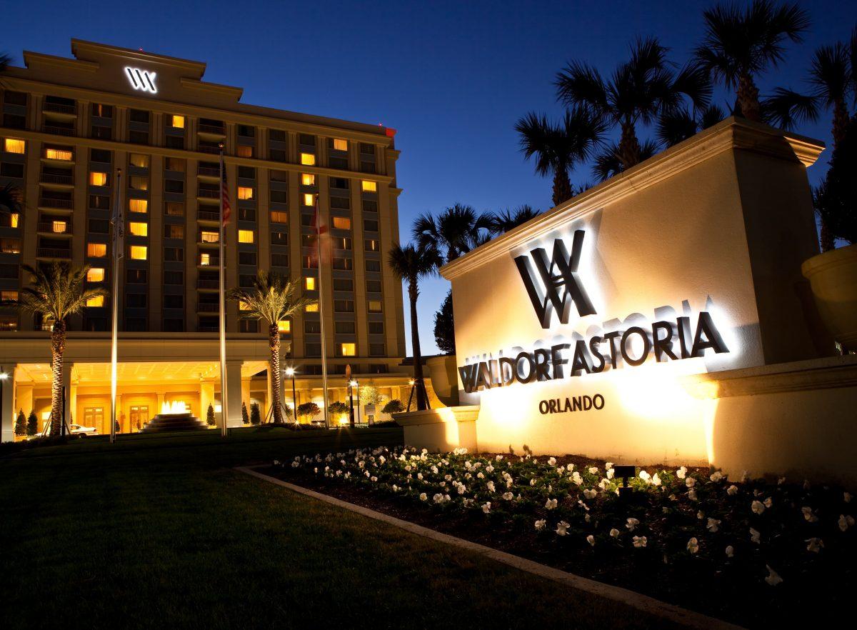 Orlando Resort Photos - Waldorf Astoria Orlando Photo Gallery