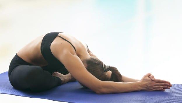 Yoga at Waldorf Astoria