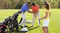 Golf teaching