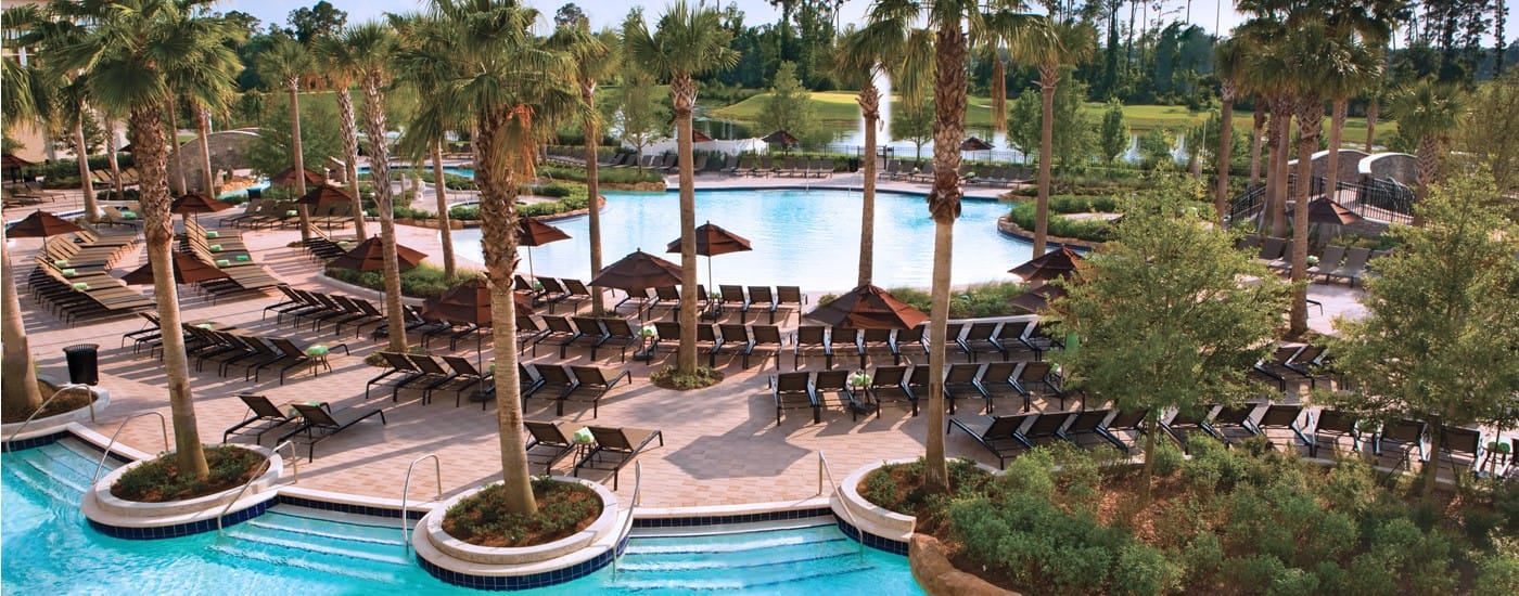 Pool Lazy River Hilton Orlando Bonnet Creek