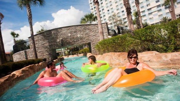 Pool Amp Lazy River Hilton Orlando Bonnet Creek