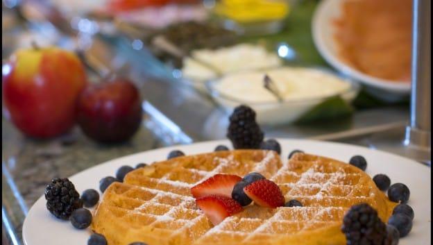 waldorf waffles