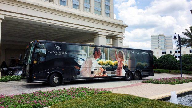 Transportation Getting To Waldorf Astoria Orlando