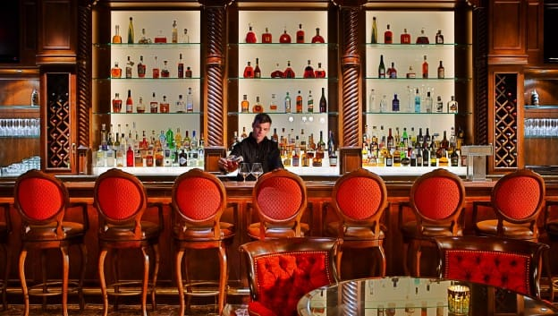 Orlando Lounges Amp Bars Sir Harrys Waldorf Astoria Orlando