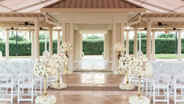 Indoor Venue Wedding Pavillion