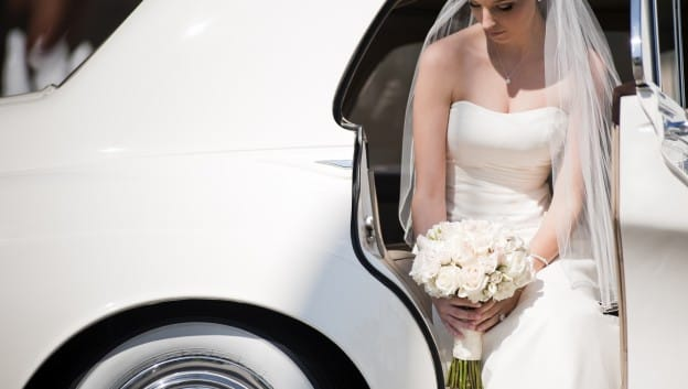 wedding car