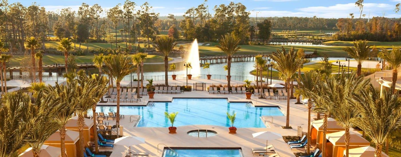 Orlando resort photos waldorf astoria orlando photo gallery for Hotels with indoor pools in florida
