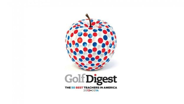 golf digest award