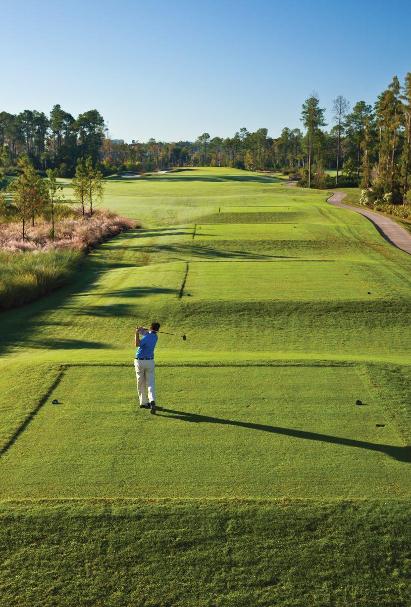 Golf Course Photos Waldorf Astoria Orlando Golf Club