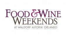 Food & Wine Weekends at Waldorf