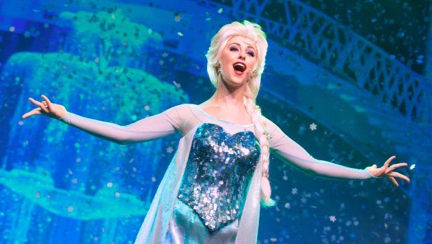 Frozen at Walt Disney World Resort