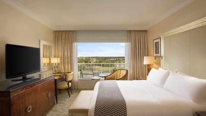 Deluxe Suite King Bedroom