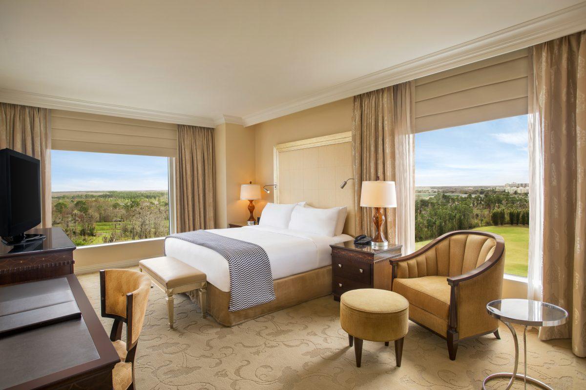 Guest Room Photos Waldorf Astoria Orlando