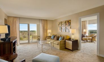 Enjoy the suite life plus $100 nightly resort credit