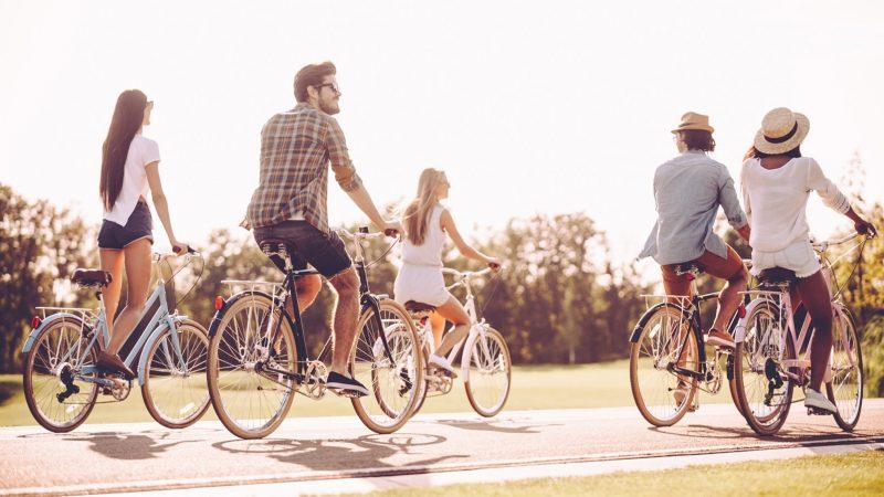 bike rentals at waldorf