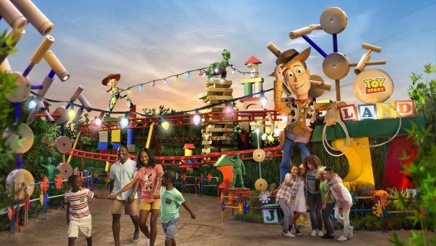 Toy Story World