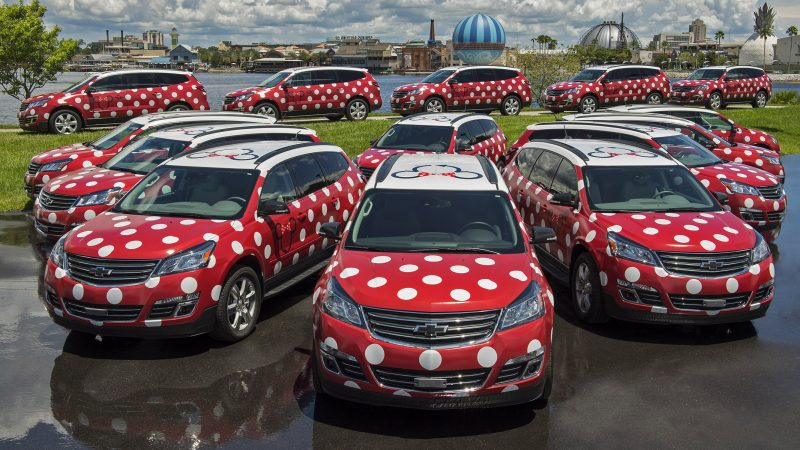Minnie Van™ Service