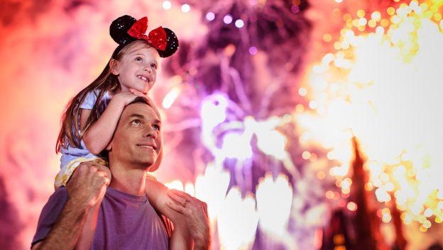 NEW! Disney Extra Magic Hours benefit