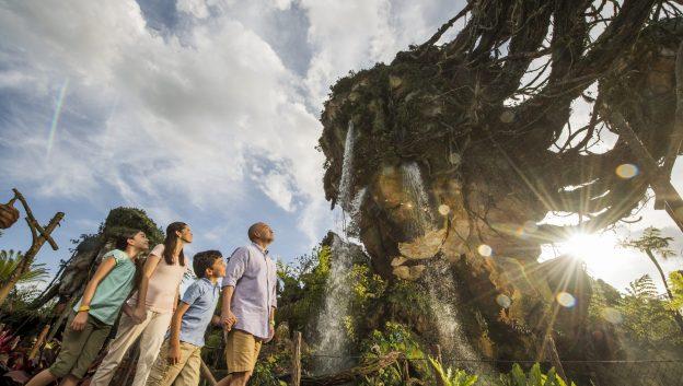 Take flight at Pandora: The World of Avatar