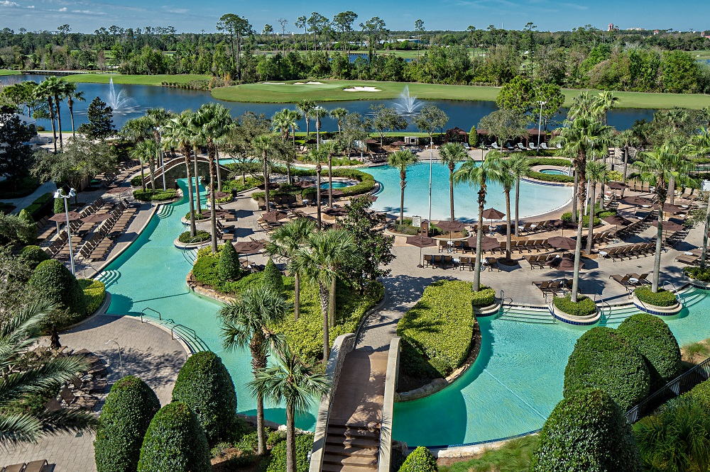 Waldorf Astoria Orlando Lazy River