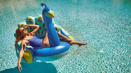 Poolside Family Fun