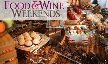 Food & Wine Weekends